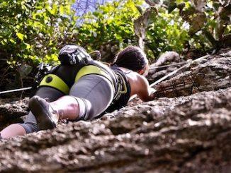 escalade et alpinisme