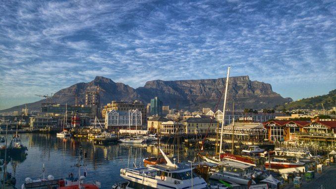 escapade en Afrique du Sud