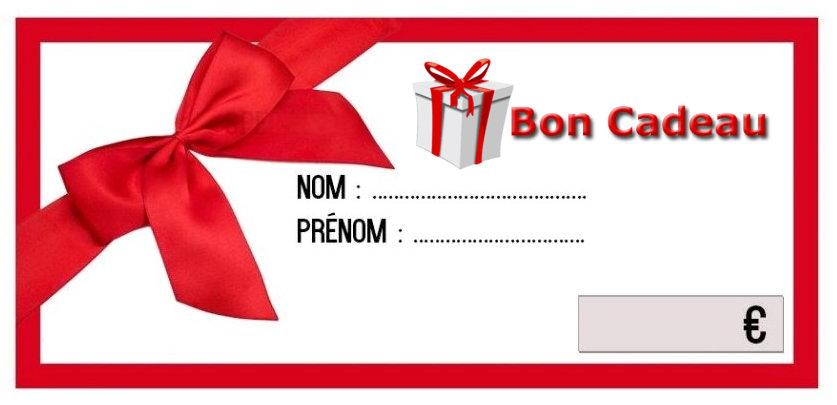 Bon cadeau (1)