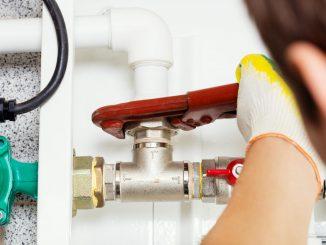 détecter une fuite d'eau au gaz traceur